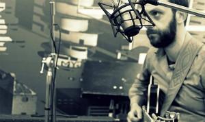 andreas in studio