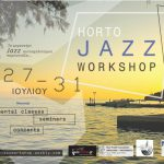 jazz workshop poster