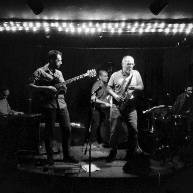 10/3/17 Horto jazz band @ White Rabbit