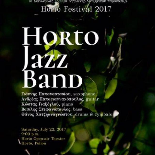 22/7 Horto jazz band