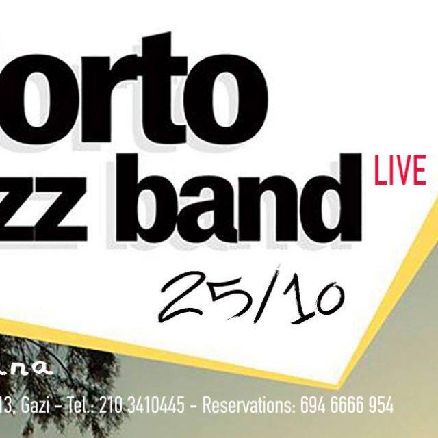 25/10/17 Horto jazz band @ Afrikana