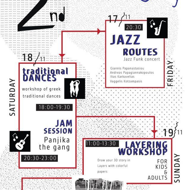 17/11/17 jazz Routes