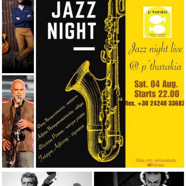 4/8/18 jazz @ ptharakia