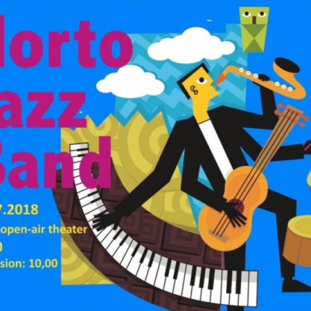 22/7/18 Horto jazz band
