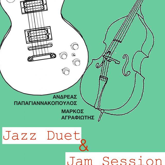 2/8/18 jazz duet
