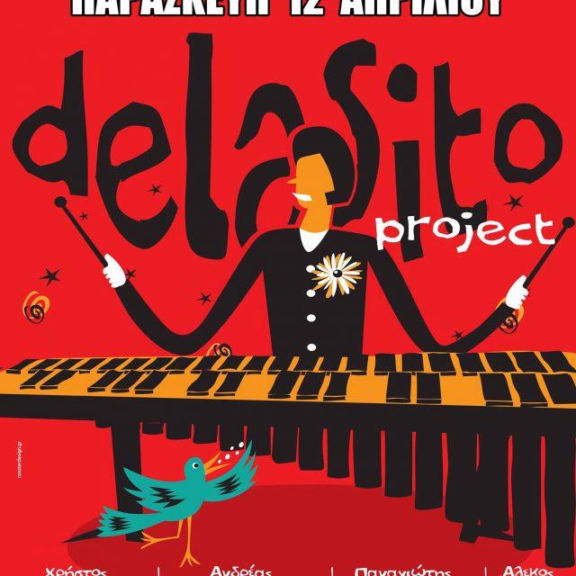 12/4/19 Delasito @Cafe Santan