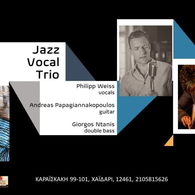 7/3/20 jazz vocal trio@Jazzet