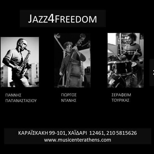 12/9/21 Jazz 4 freedom live@jazzet