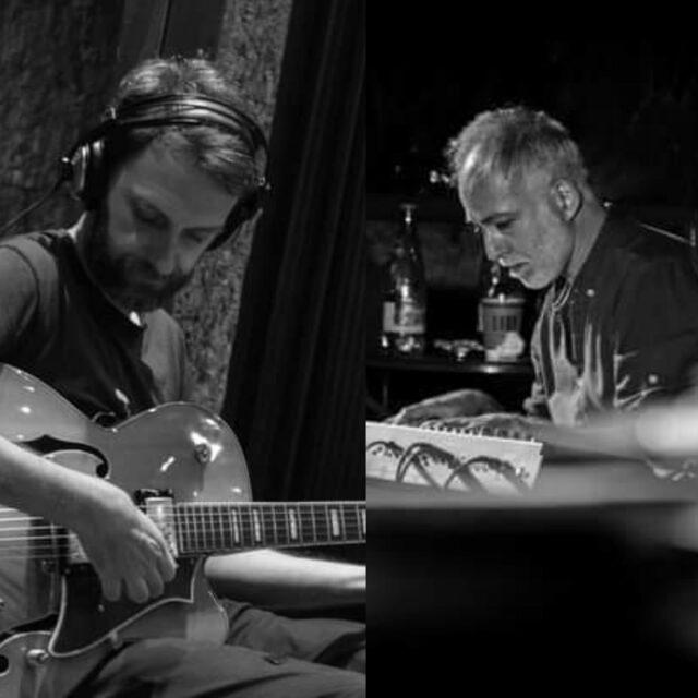 25/9/21 Andreas Papagiannakopoulos/Paris Gagastathis live @Spiti art bar
